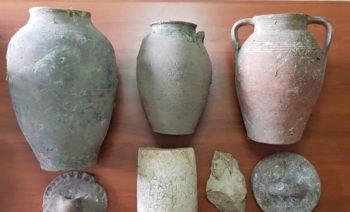 Αρχαία κειμήλια
