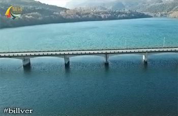 Video γέφυρα Αλιάκμονα