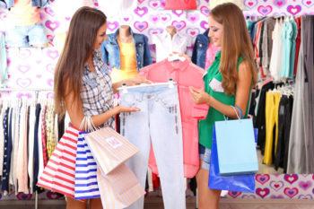 Αγορά ρούχων