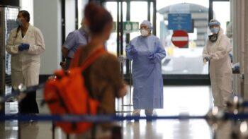 πανδημία χωρίς καθολικό lockdown