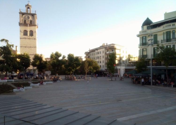 Κοζάνη πλατεία