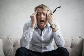 Άγχος άνδρας