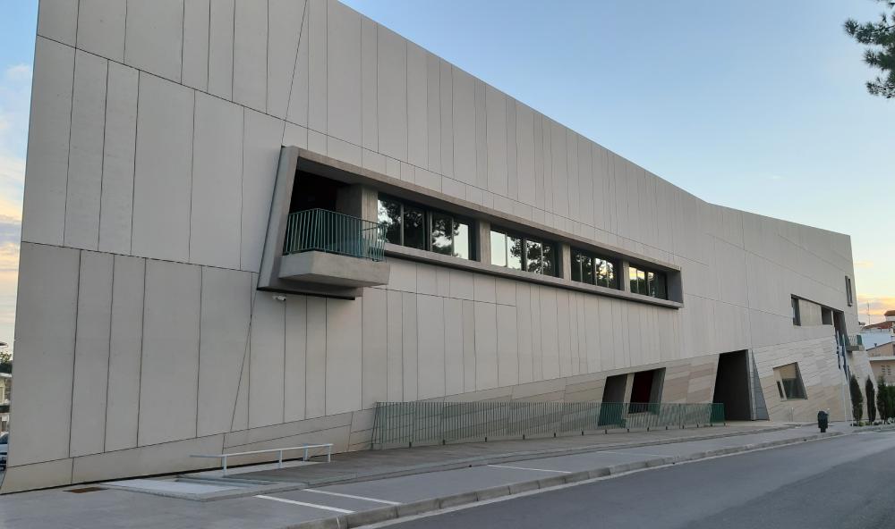 Κοβεντάρειος Βιβλιοθήκη Κοζάνης